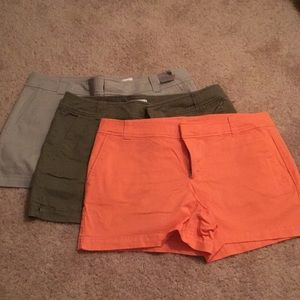 Khaki Short - Various Colors